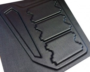 2012 Vest Armour Plates [DIY - Basic] ... Ribs Section
