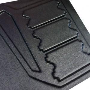 2012 Vest Armour Plates [DIY - Basic] ... Ribs Section