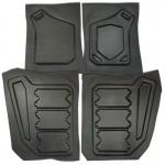 2012 Vest Armour Plates [DIY - Budget] Front SET