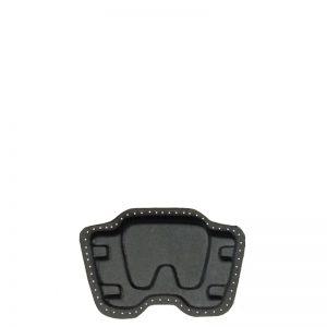 2012 Vest Armour Plate [DIY - Trimmed] BACK Bottom