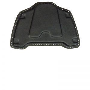 2012 Vest Armour Plate [DIY - Trimmed] BACK Top