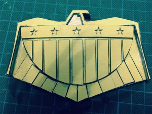 2012 Belt Buckle Cover [DIY drawings] making of … FINAL