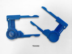 5th Element 3D Printed Multipass