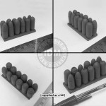 2012 GUN Mk2 vIDM Special Ammo Clip w Alternative Bullets SET [service]