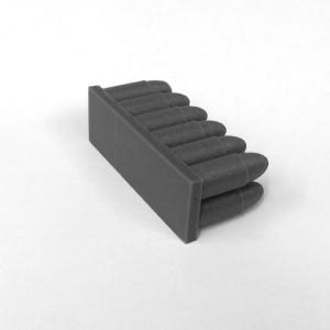 2012 Lawgiver Mk2 vIDM Special Ammo Clip Bullets FULL [service]
