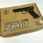 2012 GUN Mk2 vIDM ZM17 BBGlock17