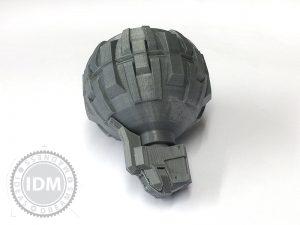 HALO FRAG Grenade 3D Print [service]