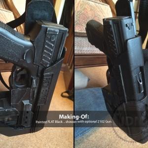 2012 Judge Holster for Gun