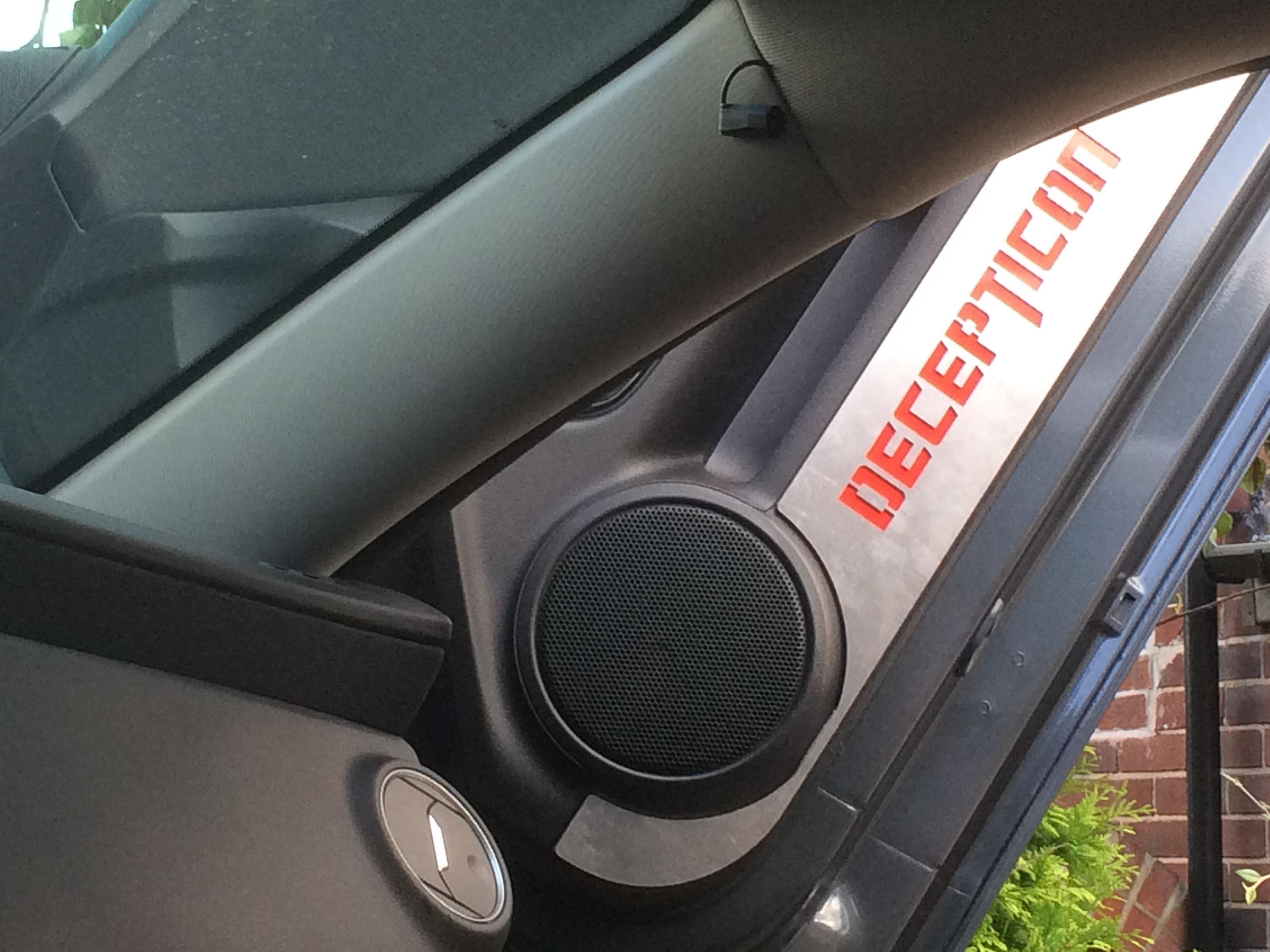 CAMARO Door Kick Plates & Chevrolet Camaro 5th Gen Door Kick Plates   IDM Imagineering