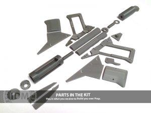 LOGANs RUN DS Gun [kit] 3D Print