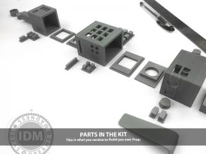 Space: 1999 COMM LINK 3D Print KIT Service vIDM