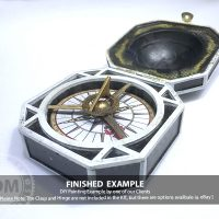Pirates Compass COSplay Prop