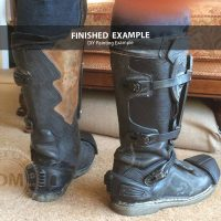 Judge Boot Armour TOE CAP