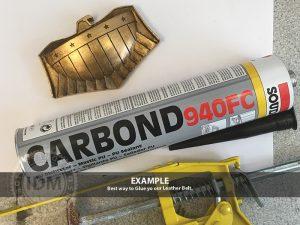 2012 Dredd Belt Buckle 3D Printed