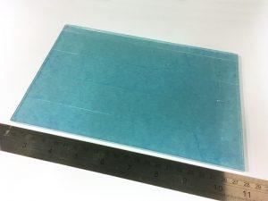FLASHFORGE GLASS BED PLATE