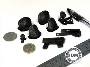 Judge 2012 inspired :: 1/6th Scale Armour